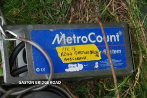 traffic monitor - Gaston Bridge Road (640x428)