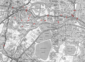 Map traffic monitors - second batch - 21 September 2014 to