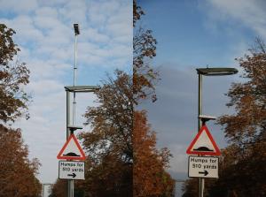 CCTV 3 (The Avenue nr Batavia Rd)