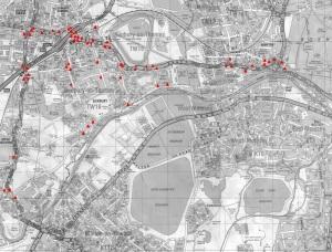 Map traffic CCTV 2 October 2014