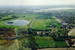 KP aerial view